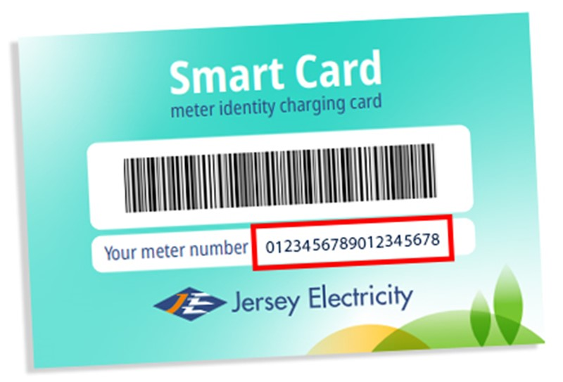 Smart Card Number Copy