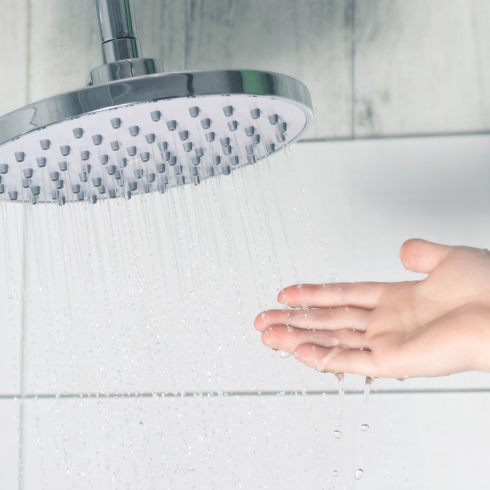 Save Energy Shower